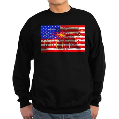 4th of July Independence Sweatshirt (dark)