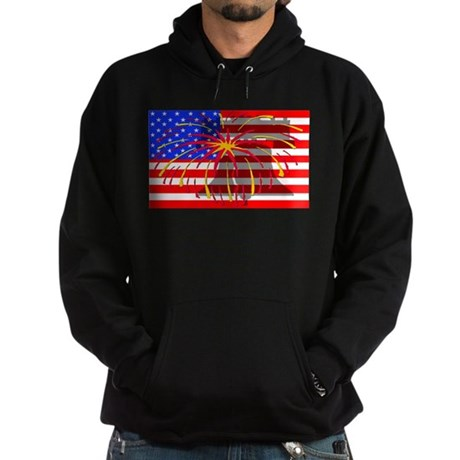 4th of July Independence Hoodie (dark)