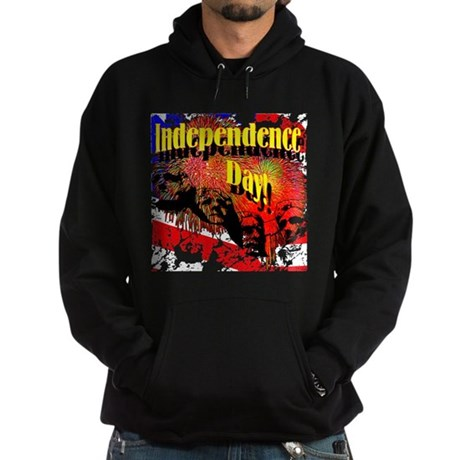 Independence Day Hoodie (dark)