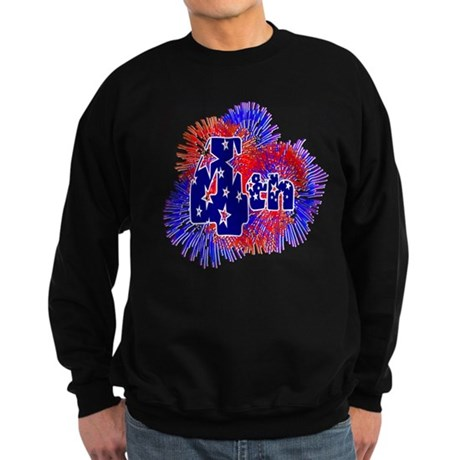 Fourth of July Sweatshirt (dark)