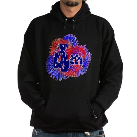 Fourth of July Hoodie (dark)