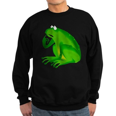 Frog Sweatshirt (dark)