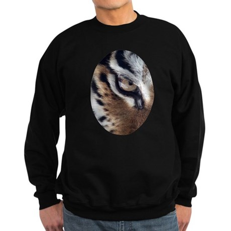 Tiger Eye Sweatshirt (dark)