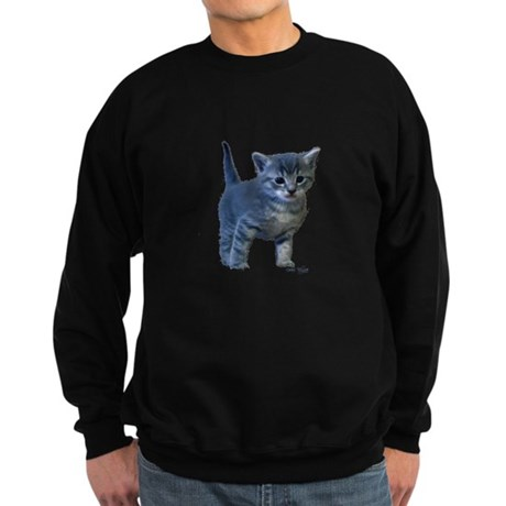 Kitten Sweatshirt (dark)