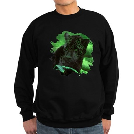 Black Jaguar Sweatshirt (dark)