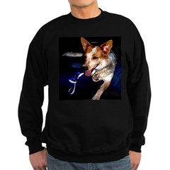 Red Heeler Sweatshirt (dark)