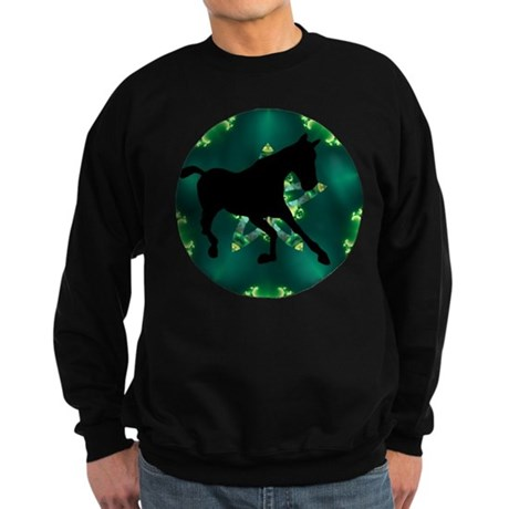 Horse Sweatshirt (dark)