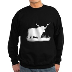 Longhorn Sweatshirt (dark)
