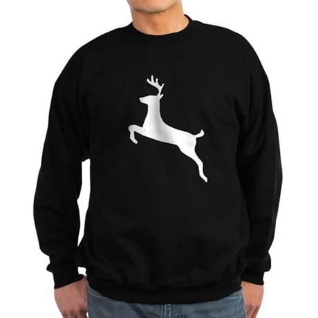Leaping Deer Sweatshirt (dark)