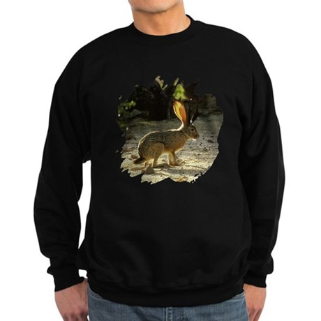 Texas Jackolope Sweatshirt (dark)