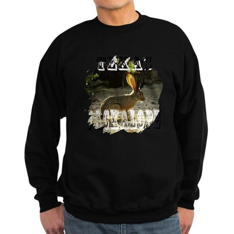 Texas Jackalope Sweatshirt (dark)