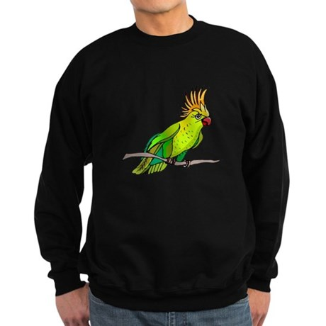Cockatoo Sweatshirt (dark)