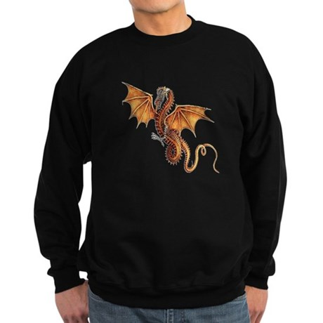 Fantasy Dragon Sweatshirt (dark)