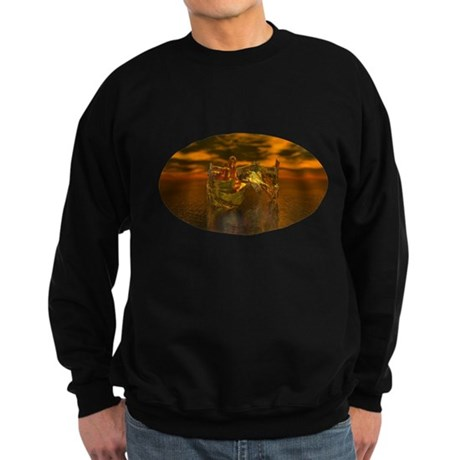 Golden Angel Sweatshirt (dark)