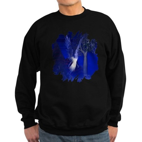 Iridescent Angel Sweatshirt (dark)