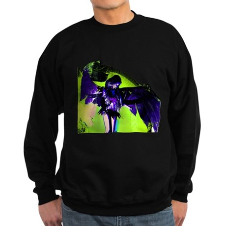 Angel Art Sweatshirt (dark)