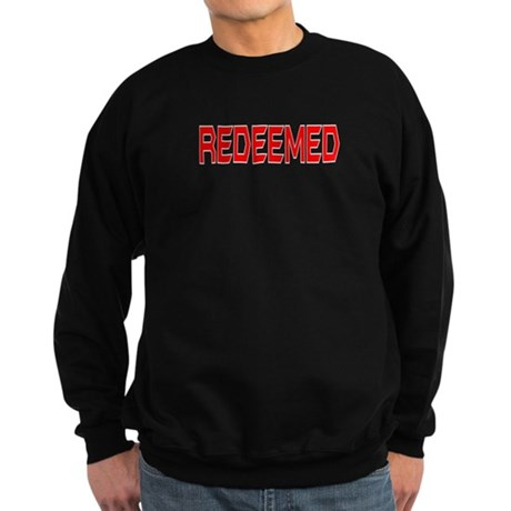 Redeemed Sweatshirt (dark)