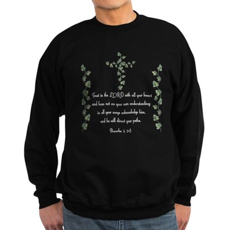 Proverbs Sweatshirt (dark)