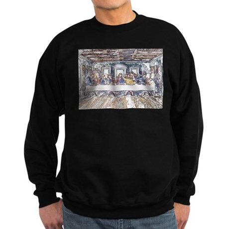 Last Supper Sweatshirt (dark)