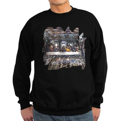 Lord's Last Supper Sweatshirt (dark)