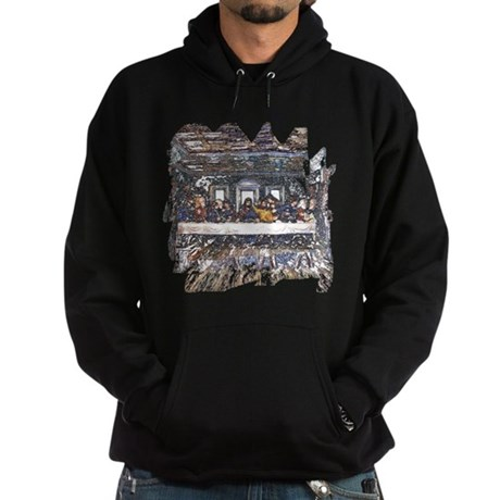 Lord's Last Supper Hoodie (dark)