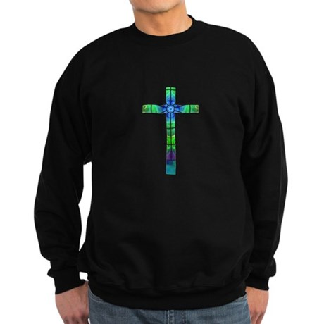 Cross 013 Sweatshirt (dark)