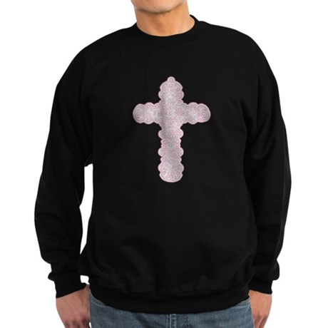 Pastel Cross Sweatshirt (dark)