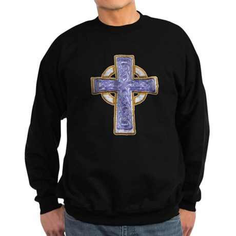 Celtic Cross Sweatshirt (dark)