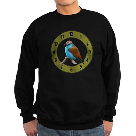 Clocks Sweatshirt (dark)