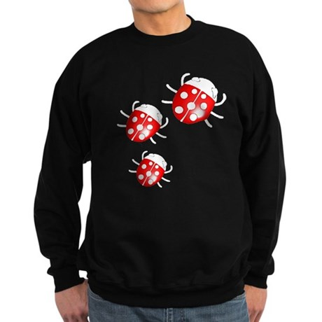 Lady Bugs Sweatshirt (dark)
