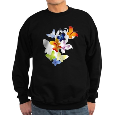 Butterfly Cluster Sweatshirt (dark)