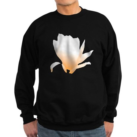 Pastel Orange Bloom Sweatshirt (dark)