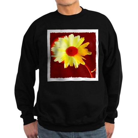 Hot Daisy Sweatshirt (dark)