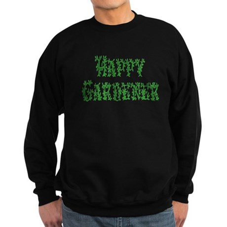 Happy Gardener Sweatshirt (dark)