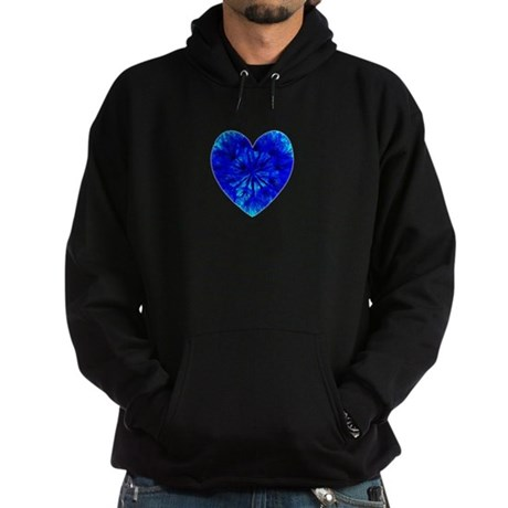 Heart of Seeds Hoodie (dark)