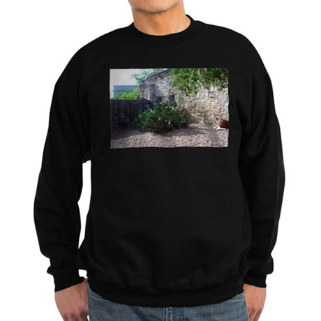 Prickly Pear Cactus Sweatshirt (dark)