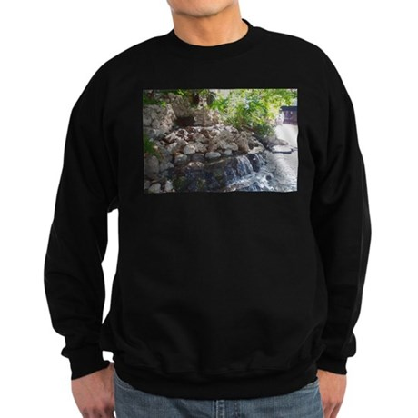 Garden Waterfall Sweatshirt (dark)