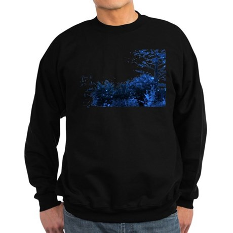 Blue Garden Sweatshirt (dark)