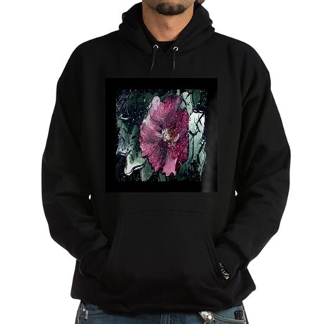 Floral Hoodie (dark)