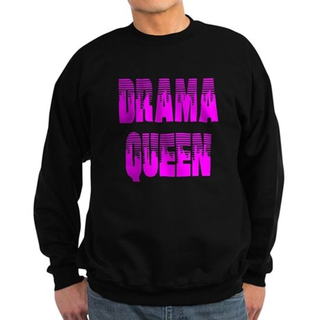 Drama Queen Sweatshirt (dark)