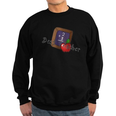 Best Teacher Sweatshirt (dark)