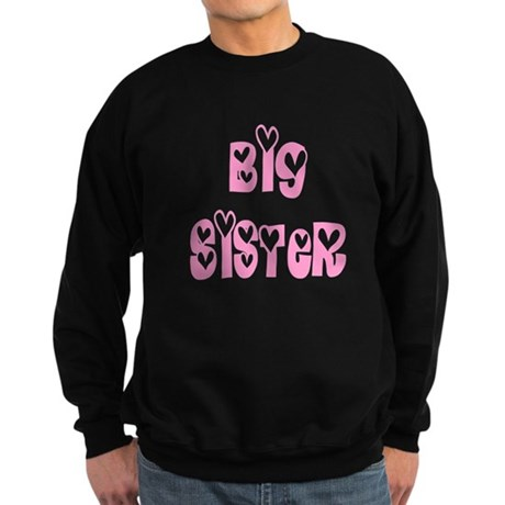 Big Sister Sweatshirt (dark)
