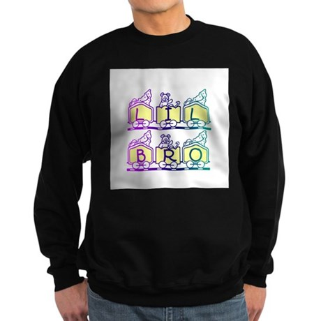 Lil Bro Train Sweatshirt (dark)