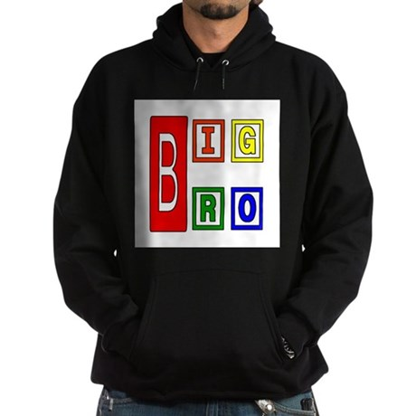 Big Brother Hoodie (dark)
