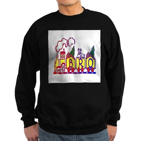 Bro Train Sweatshirt (dark)