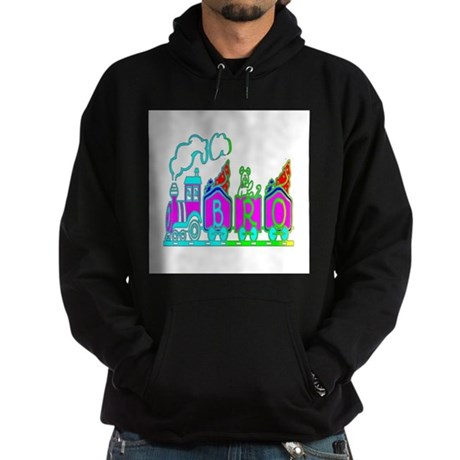 BRO Train II Hoodie (dark)