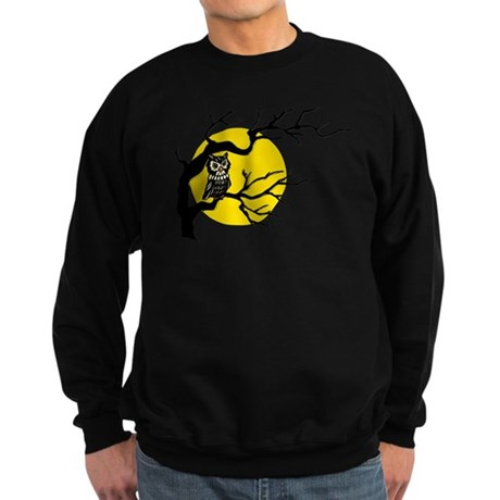 Harvest Moon Owl Sweatshirt (dark)