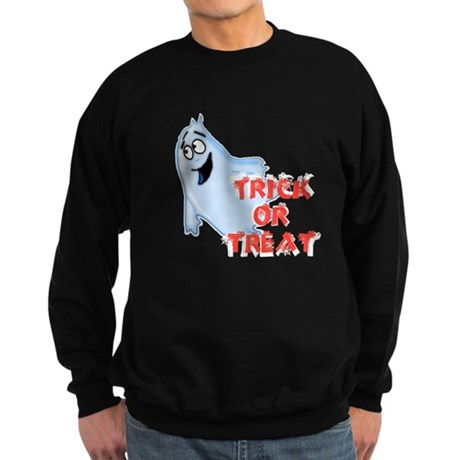 Trick or Treat Sweatshirt (dark)