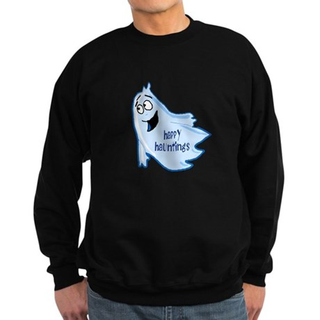 Happy Hauntings Sweatshirt (dark)