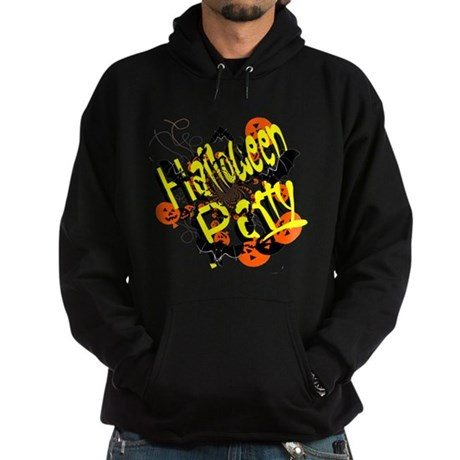 Halloween Party Hoodie (dark)